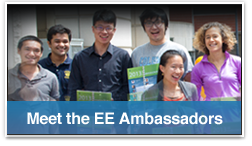 Meet the EE Ambassadors