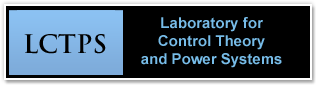 Laboratory for Control Theory and Power Systems