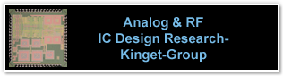 Analog & RF IC Design Research-Kinget-Group