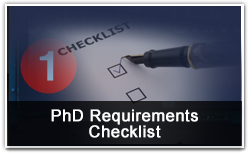 Requirements Checklist