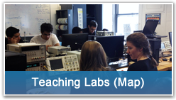 Teaching Labs (Map)
