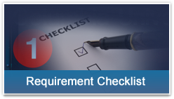 Requirement Checklist