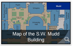 Map of the SW Mudd Building
