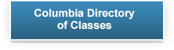 Columbia Directory of Classes